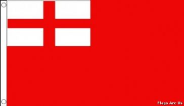 Red Ensign  1620 - 1707